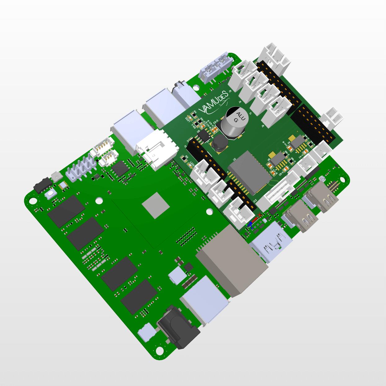 Custom Arduino Shield